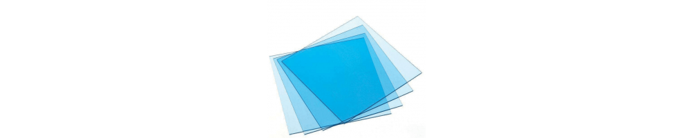 Placas de acetato